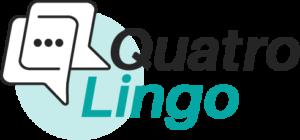 QuatroLingo Logo