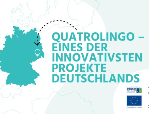 QuatroLingo – Eines der innovativsten Projekte Deutschlands